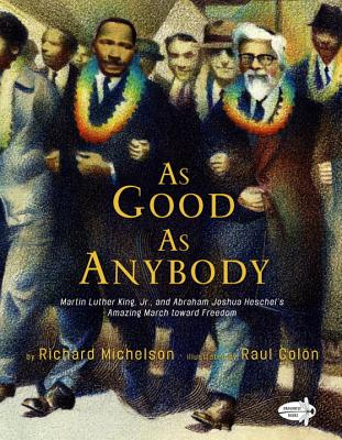 As Good As Anybody By Michelson, Richard/ Colon, Raul (ILT)